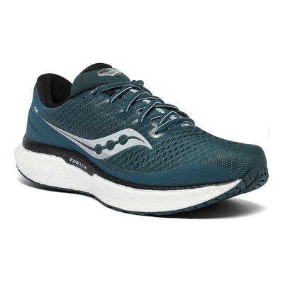 SAUCONY - TRIUMPH 18 - Chaussures running Homme deep teal/silver