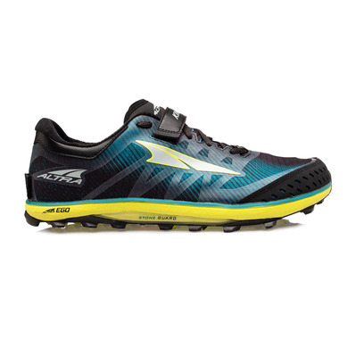 ALTRA - KING MT 2 - Trail Shoes - Men's - teal/lime