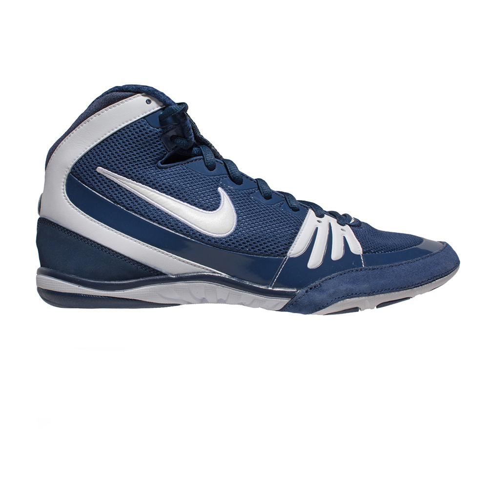 NIKE MULTISPORTS Nike FREEK - Chaussures lutte Homme navy ...