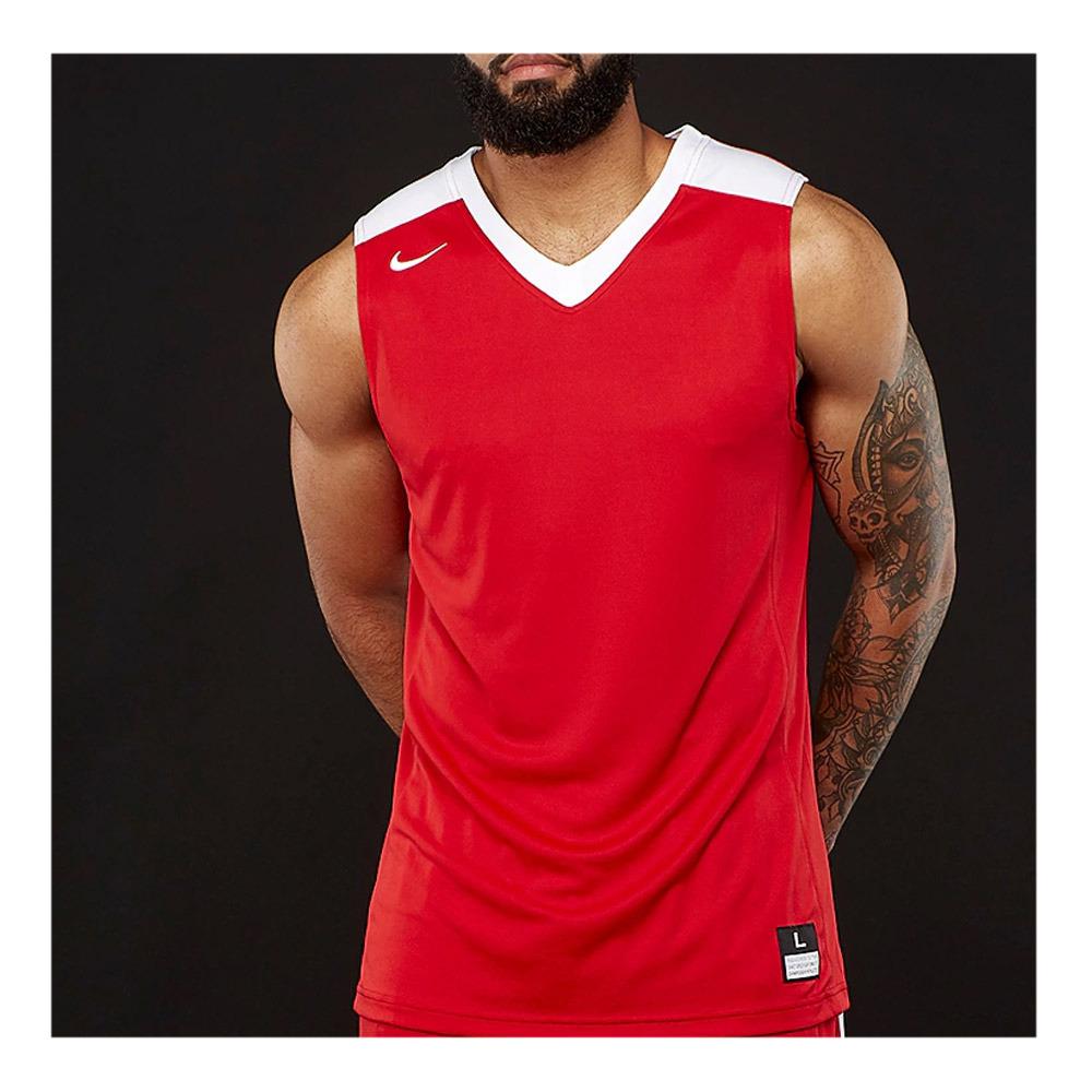 US TEAM SPORTS Nike ELITE STOCK Maillot Homme scarlet