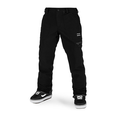 VOLCOM - STRETCH GORE-TEX PANT Homme BLACK