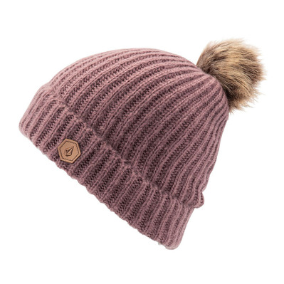 VOLCOM - LULA - Beanie - Women's - rose wood