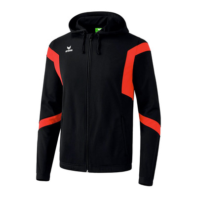 ERIMA - CLASSIC TEAM TRAINING HOOD - Veste Homme black/red