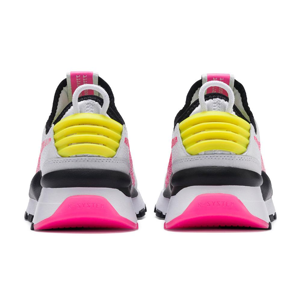 PUMA Puma RS-0 REIN MU - Trainers - Women's - puma white/fluo pink ...