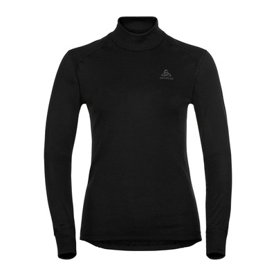 ODLO - ACTIVE WARM ECO - Sweat Femme black