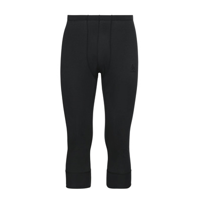 ODLO - BL Bottom 3/4 ACTIVE WARM ECO Homme black