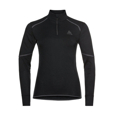 ODLO - ACTIVE X-WARM ECO - Sweat Femme black
