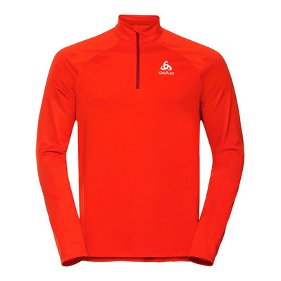 ODLO - CERAMIWARM ELEMENT - Sweat Homme orange.com