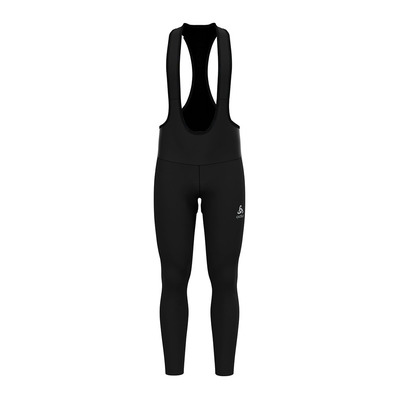 ODLO - Tights suspenders ZEROWEIGHT CERAMIWARM Homme black