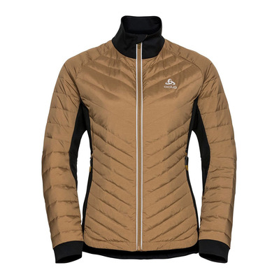 ODLO - COCOON N-THERMIC LIGHT - Piumino Donna black/dull gold