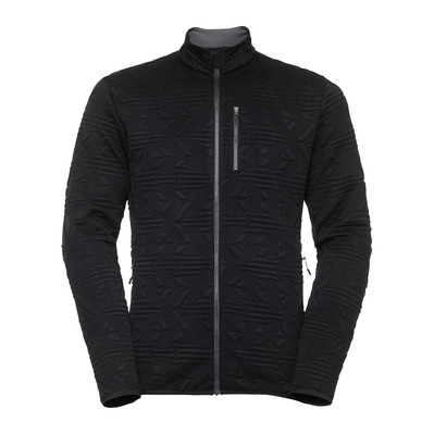 ODLO - CORVIGLIA KINSHIP FULL - Sweat Homme black