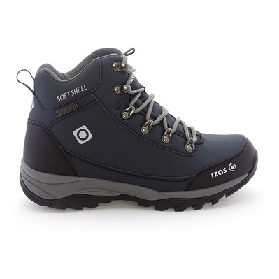 IZAS - ALPES - Hiking Shoes - Men's - smoke