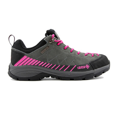 IZAS - AVA - Hiking Shoes - Women's - dark grey/fuchsia