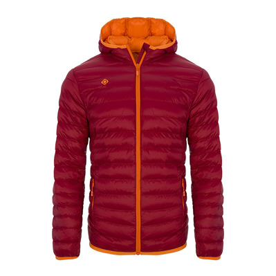 IZAS - GABES - Down Jacket - Men's - mineral red/orange