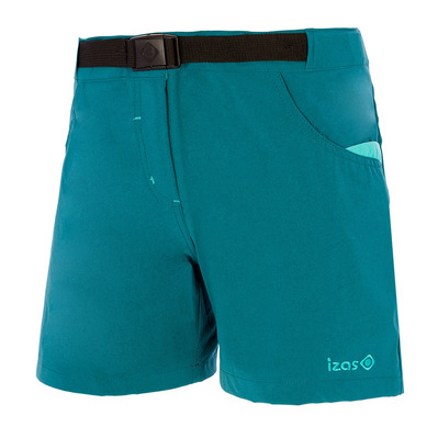 IZAS - IVAR - Shorts - Women's - dark aqua/ceramic
