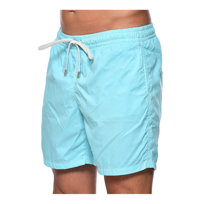 BANANA MOON - MANLY BASTOU - Swimming Shorts - Men's - lagoon