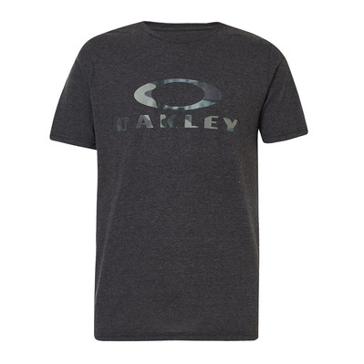 OAKLEY - O BARK - T-shirt Uomo dark grey heather