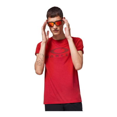 OAKLEY - O BARK Homme DEEP RED