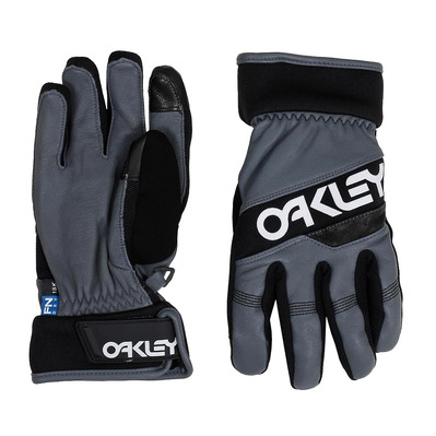 OAKLEY - FACTORY WINTER 2.0 - Gants ski Homme uniform grey