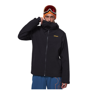 OAKLEY - TC GENERAL SHELL - Veste ski Homme blackout