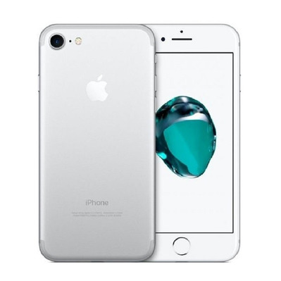 APPLE - - iPhone 7 - 32GB - silver - Grade A