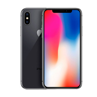 APPLE - - iPhone X - 64GB - space grey - Grade A+