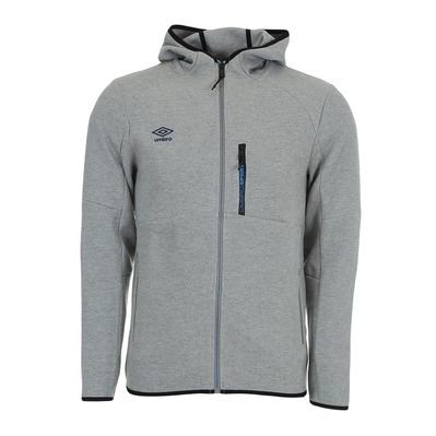 UMBRO - 645770-60 - Sweat Homme gris clair chine