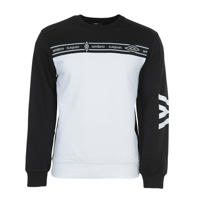 UMBRO - 697330-60 - Sweat Homme noir
