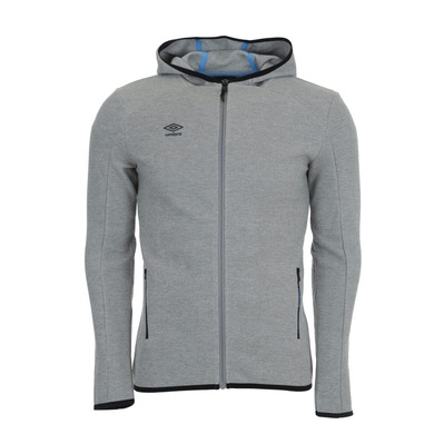 UMBRO - 645770-40 - Sweat Junior gris clair chine
