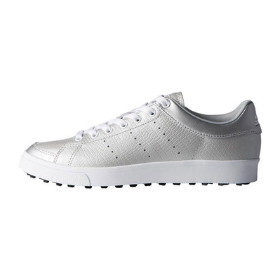ADIDAS - ADICROSS CLASSIC LEATHER - Zapatillas de golf mujer silver