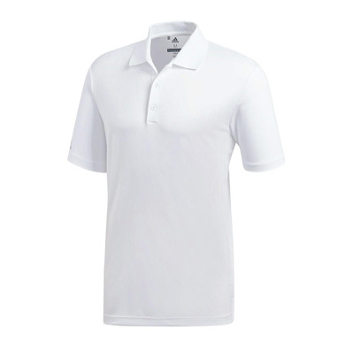 ADIDAS - PERFORMANCE - Polo hombre white