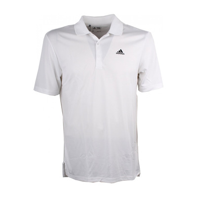 ADIDAS - PERFORMANCE LC - Polo hombre white