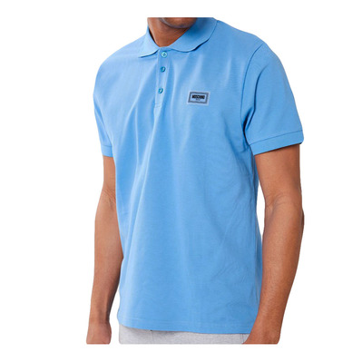 MOSCHINO - 1302_2322 - Polo Homme blue