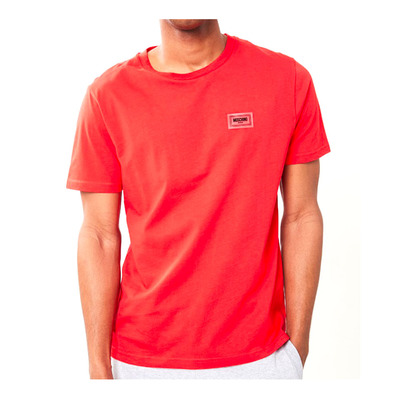 MOSCHINO - 1918_2323 - Tee-shirt Homme rosso