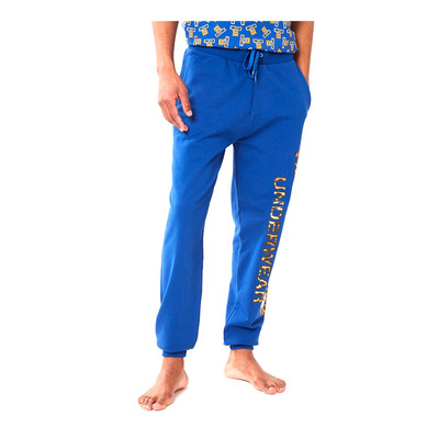 MOSCHINO - 4201_8129 - Jogging Homme blue