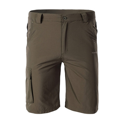 IGUANA - MANDAL - Shorts - Men's - olive
