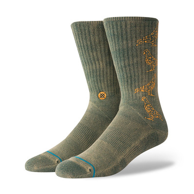 STANCE - BLUE STREET RAT - Chaussettes Homme green