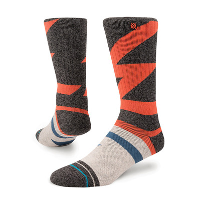 STANCE - ADVENTURE COTTONWOOD ADV - Calcetines hombre black