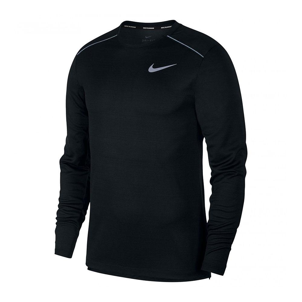 NIKE Nike DRY MILER Maillot Homme blackwhite Private