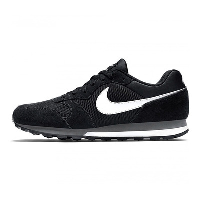 NIKE - MD RUNNER 2 - Sneakers Homme black/white