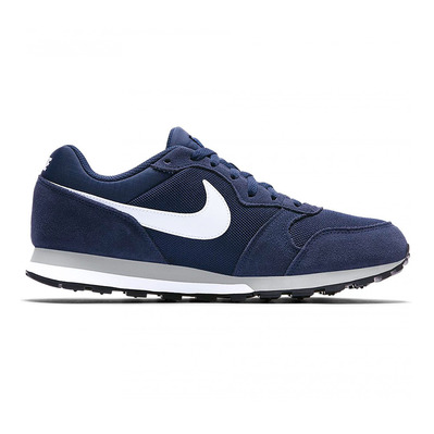 NIKE - MD RUNNER 2 - Sneakers Homme navy/white