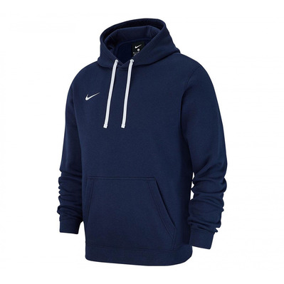 NIKE - PO FLC TEAM CLUB19 - Sweat Homme navy/white