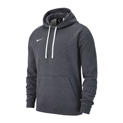 NIKE - TEAM CLUB 19 - Sweat Homme grey/white