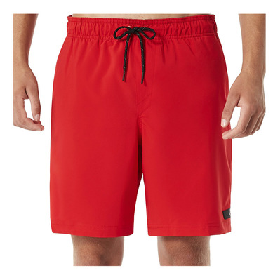 OAKLEY - ACE VOLLEY 18 - Boardshort hombre red line
