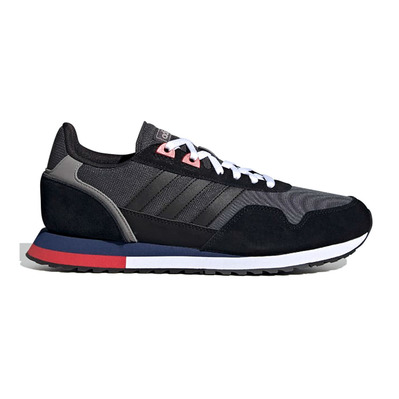 ADIDAS - 8K 2020 - Trainers - Men's - grey/black/blue/red