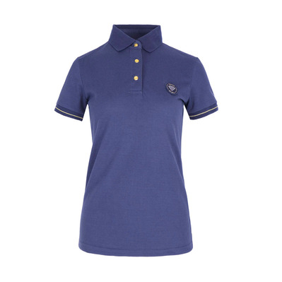 TANHA - OPALE - Polo Femme navy