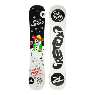 rossignol - RETOX 19 - Freestyle Snowboard - Men's - white