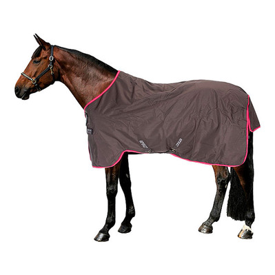 HORSEWARE - AMIGO HERO ACY LITE TURNOUT - Manta impermeable 50g chocchoc