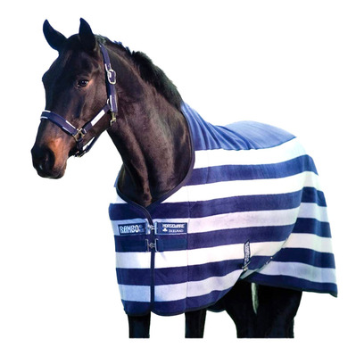HORSEWARE - RAMBO DELUXE FLEECE COOLERS - Manta polar witney nav
