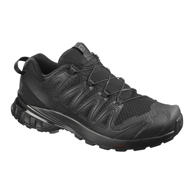 SALOMON - XA PRO 3D V8 - Hiking Shoes - Men's - black/black/black